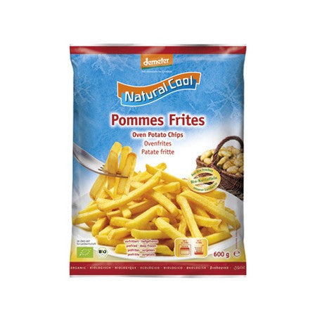 Natural Cool Pommes Frites Bio 600g