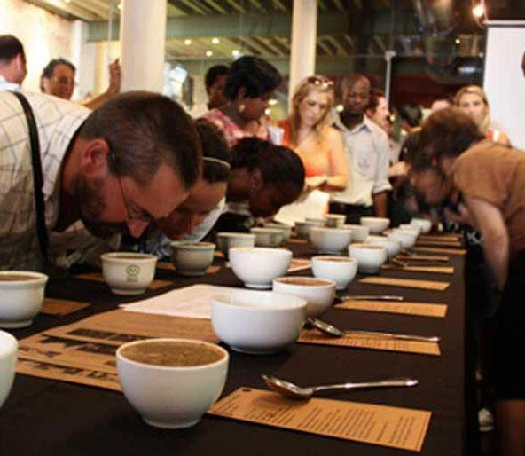 Step By Step: Professional Coffee Cupping