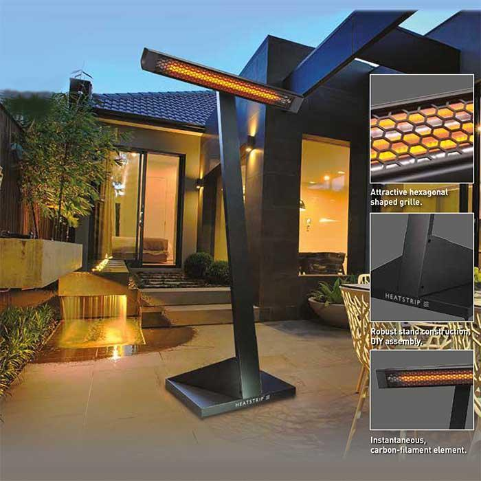 Get Outside All Year Round With Heatstrip® Heaters
