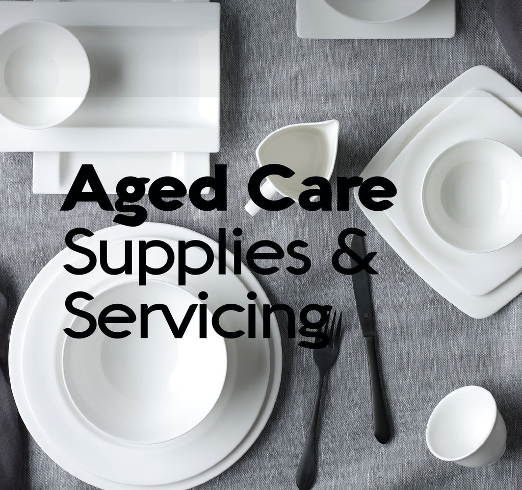 Catering Supplies and Servicing for the Aged Care Industries