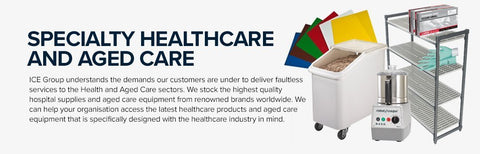Aged Care Equipment & Speciality Healthcare Products