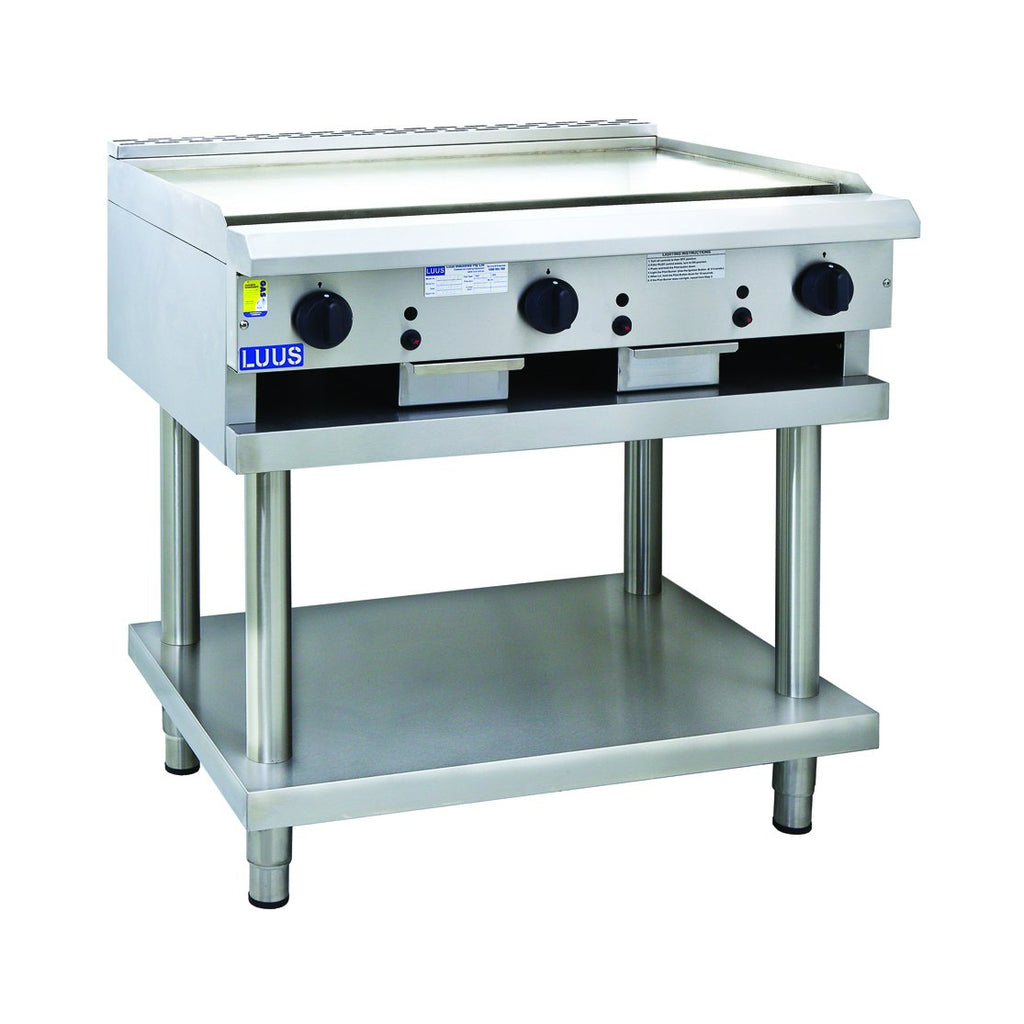 LUUS Asian Teppanyaki Grill 900mm CS-9P-T