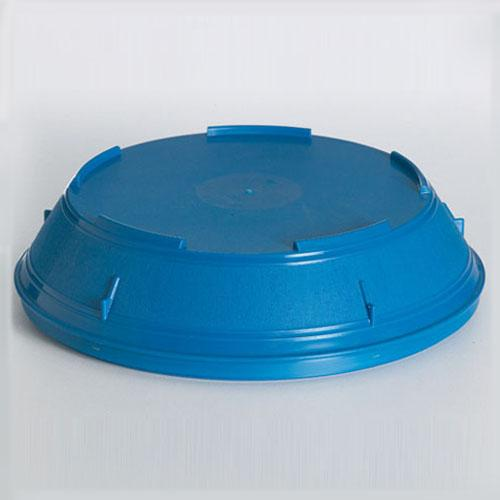 6PCE Ken Hands Plate Cover Insulated Pp Blue (1) 98004