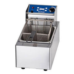 Birko Single Pan Bench Top Fryer 5Ltr 1001001 - icegroup hospitality superstore