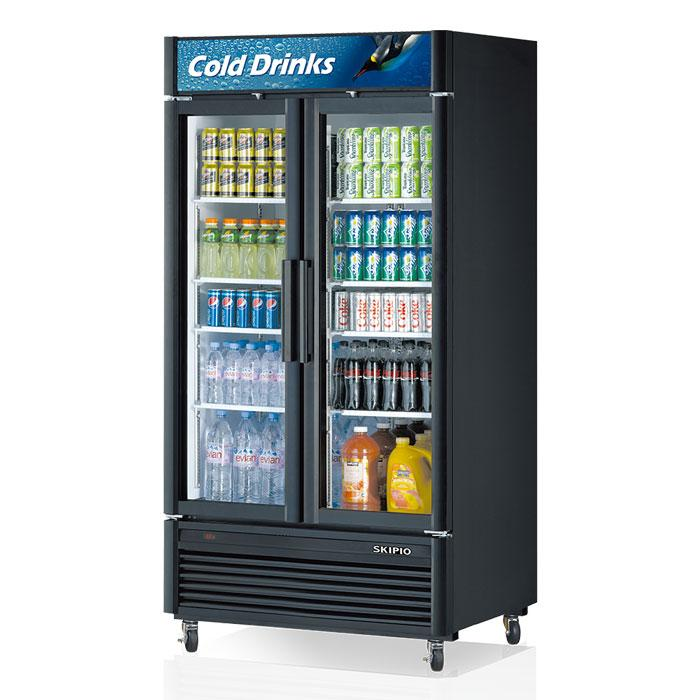 Skipio 812L Upright Fridge SGM-35
