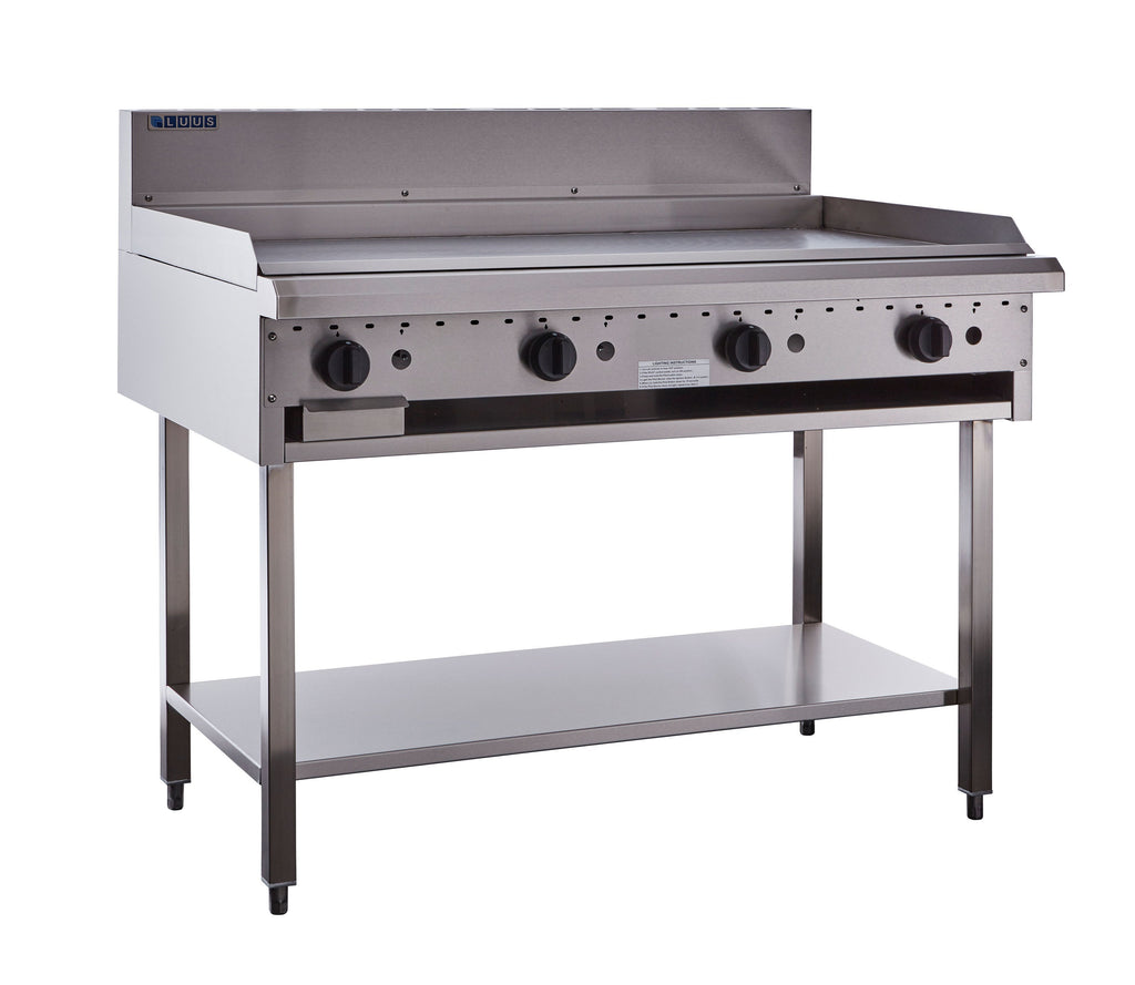 LUUS Essentials Griddle 1200mm BCH-12P LPG