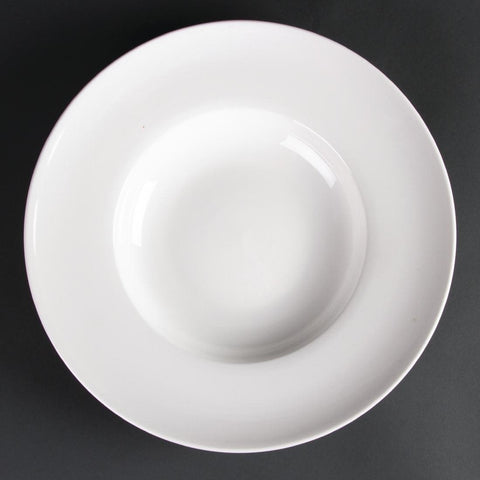 2PCE Lumina Fine China Pasta/Soup Bowls 310mm