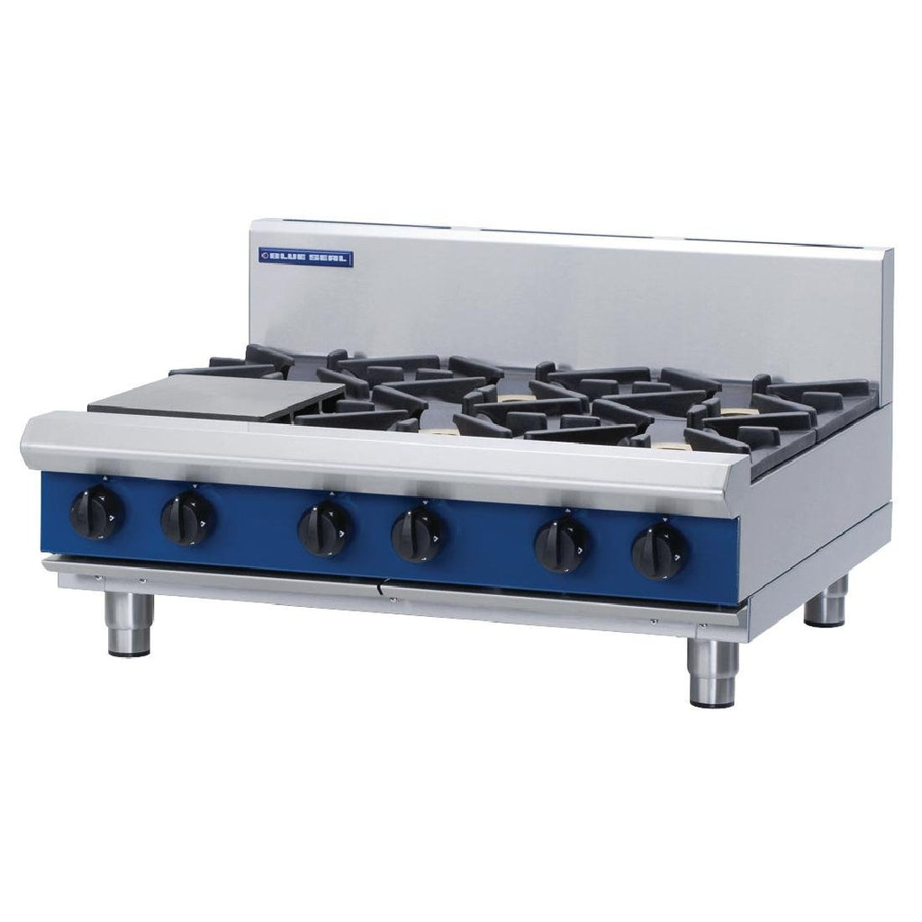 Blue Seal by Moffat 6 Burner Cooktop G516C-B NG