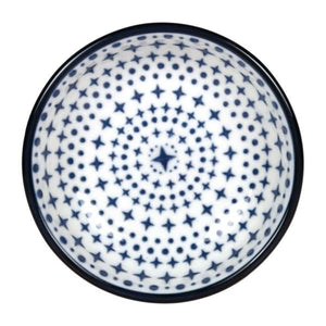12PCE Gusta Out Of The Blue Stars Dish 90mm
