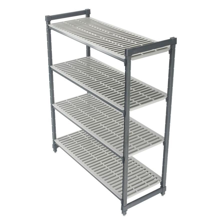Camshelving Elements 4 Tier Starter Unit 460x1070x1830 ESU184272V4