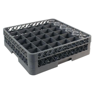 Vogue Glass Rack 36 Compartments - ICE Group