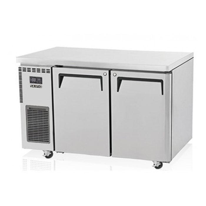 Skipio 2 Door Underbench Fridge SUR15-2