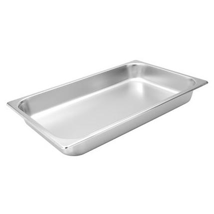 Standard Steam Pan-S/S, 1/1 Size 100mm 8711100