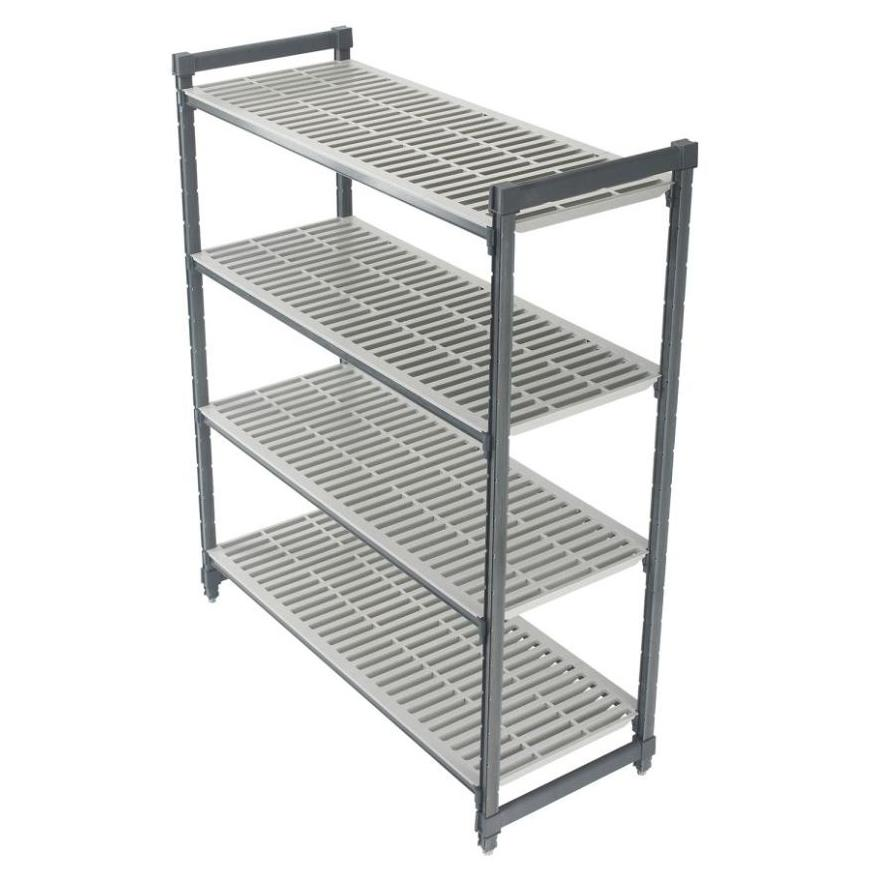 Camshelving Elements 4 Tier Starter Unit 460x1220x1830 ESU184872V4