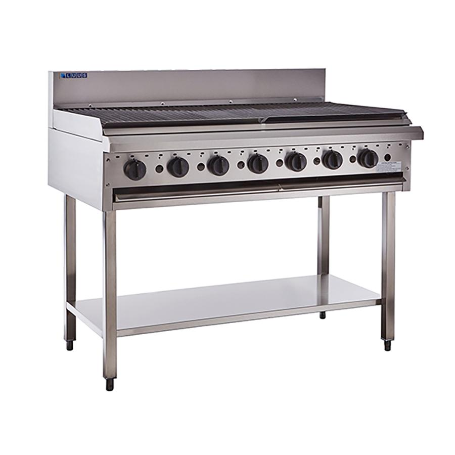 LUUS Essentials Chargrill 1200mm BCH-12C
