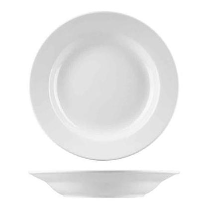 12PCE Bistro Soup/Pasta Plate 550Ml 280mm x 50mm B0945002A