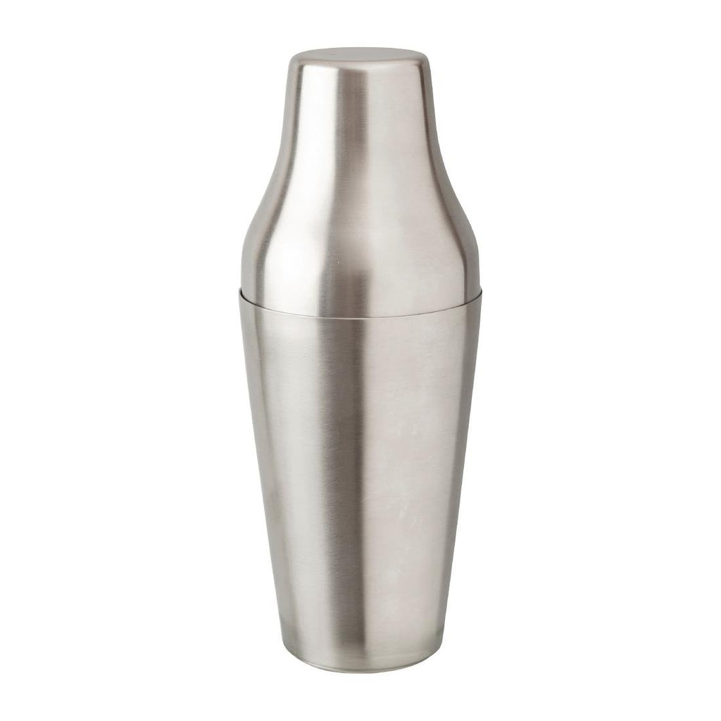 Beaumont Mezclar French Cocktail Shaker Satin