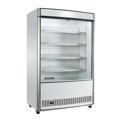 Skope Open Deck Reach In Display Fridge OD1100 - icegroup hospitality superstore
