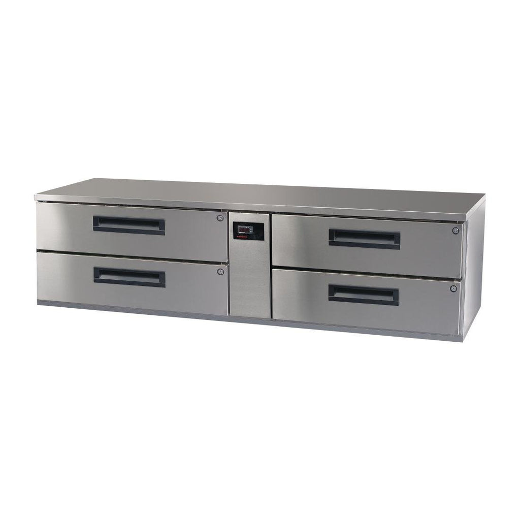 Skope Pegasus 4 Drawer Lowline Fridge PGLL300r