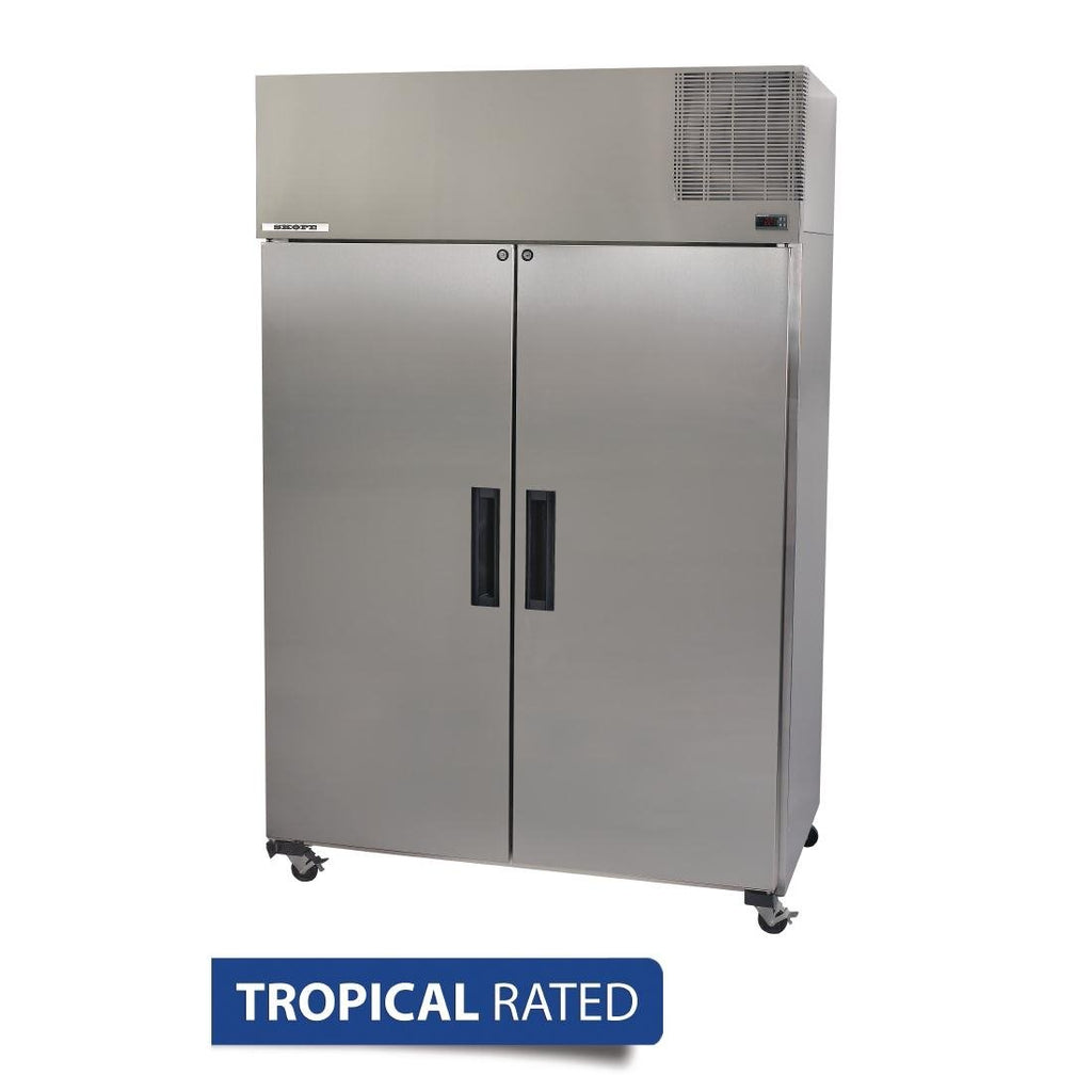 Skope Pegasus Double Door Upright Gastronorm Freezer PG1300