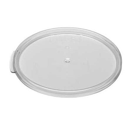 6PCE Camwear Polycarbonate Round Cover For Containers