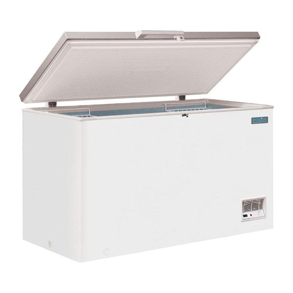Polar 385L Chest Freezer with Stainless Steel Lid