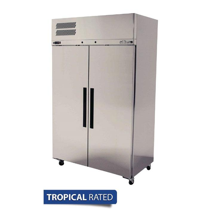 Williams 950L 2 Door Stainless Steel Upright Fridge HPS2SDSS