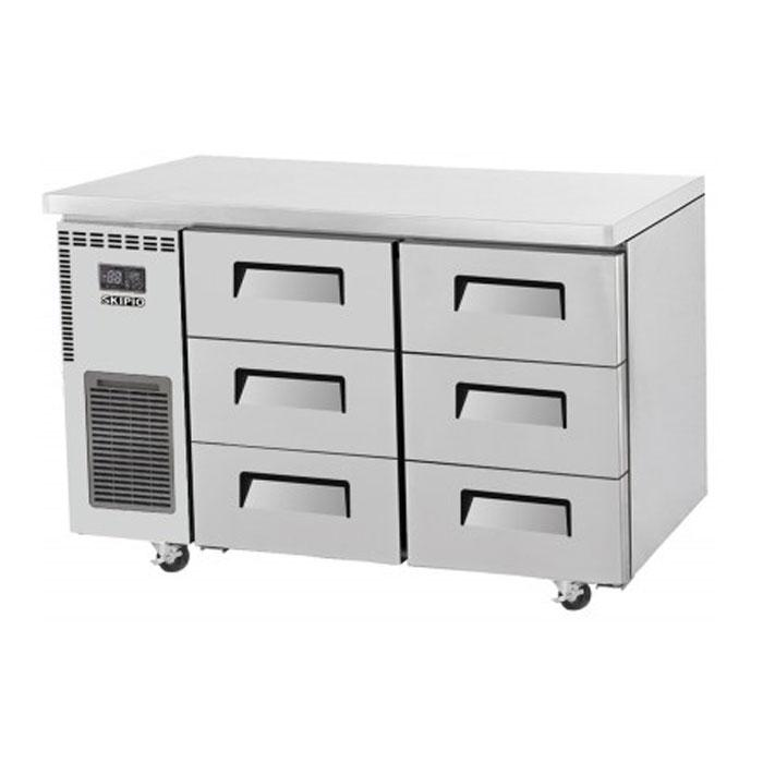 Skipio 311L Underbench Drawer Freezer SUF12-3D-6