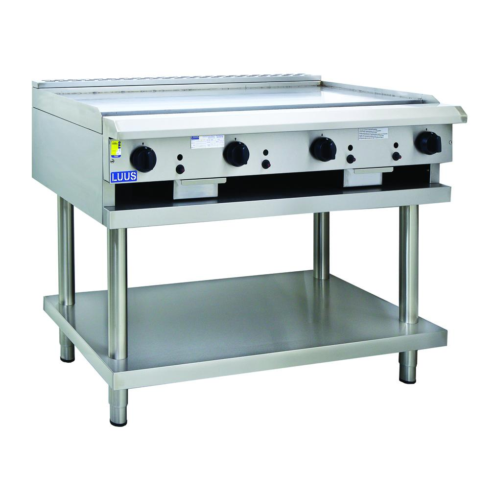 LUUS Asian Teppanyaki Grill 1200mm CS-12P-T