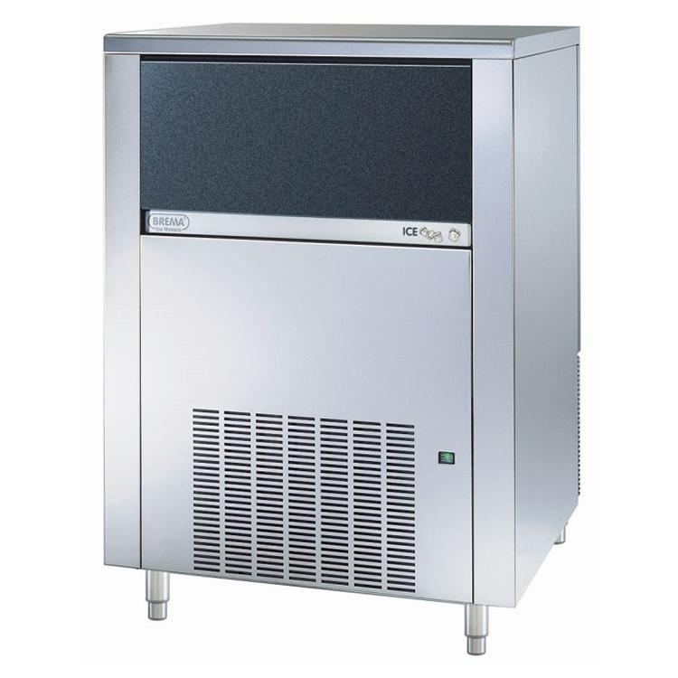 Brema 13G Cube Ice Maker 155KG Production with 65KG Storage CB1565A