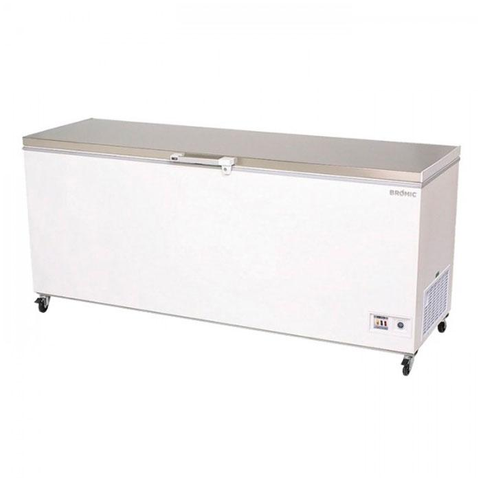 Bromic 675L Flat Top Stainless Steel Storage Chest Freezer CF0700FTSS