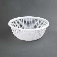 Vogue Round Colander White 290mm - icegroup hospitality superstore