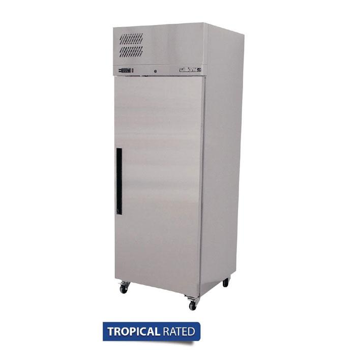 Williams 520L Single Door Stainless Steel Upright Fridge HDS1SDSS