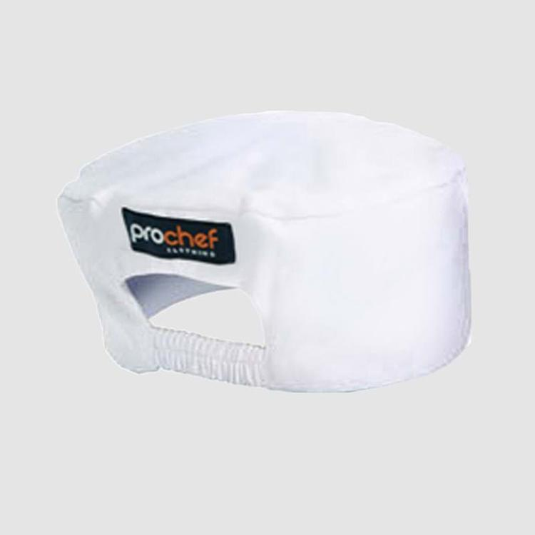 Aussie Chef Prochef White Box Hat Regular PROB04