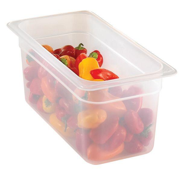 CAMBRO GN 1/3 FOOD PAN 150MM - TRANSLUCENT 36PP190