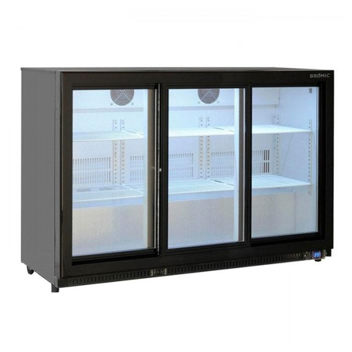 Bromic 307L Back Bar Display Chiller Sliding Door BB0330GDS