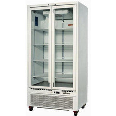 Williams 670L Double Upright Glass Door Fridge HQ28GDCB