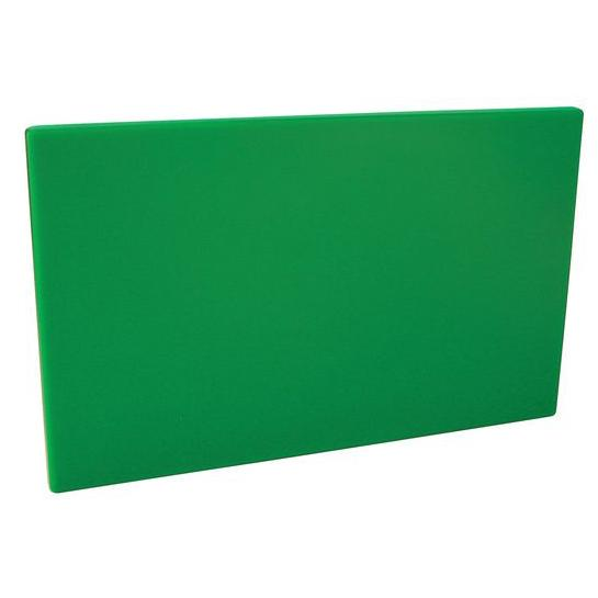 Cutting Board PE HD 530x325x20mm Green 48030-GN