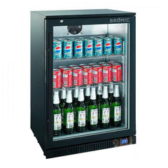 Bromic 118L Back Bar Display Chiller (Hinged Door) BB0120GD