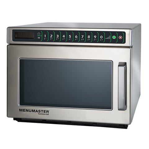 MENUMASTER Compact Microwave 1800W DEC18E - ICE Group HospitalityWarehouse