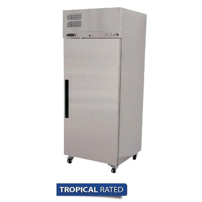 Williams 520L Single Door Stainless Steel Upright Freezer