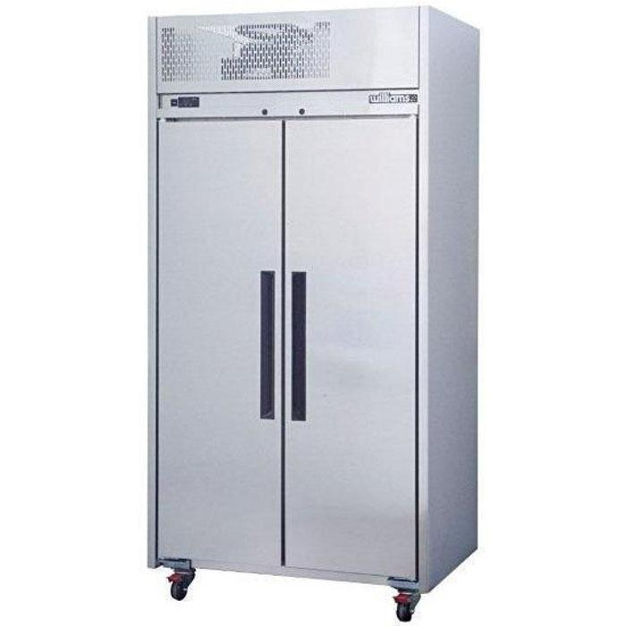 Williams 750L Ruby Stainless Steel Upright Freezer