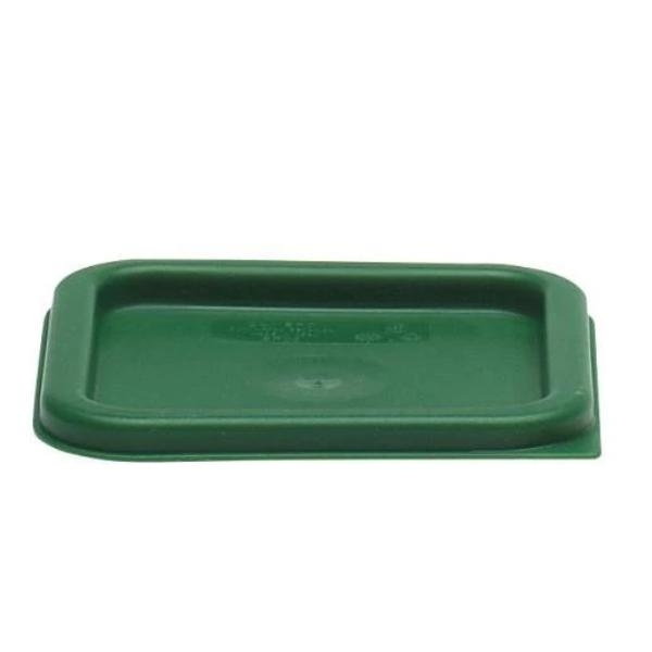 6PCE Camsquare Cover For 1.9, 3.8L Container Kelly Green (452) SFC2