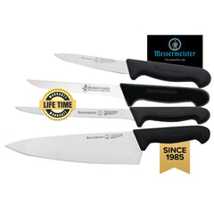 4 PCE Messermeister Professional Chef Knife Kits - icegroup hospitality superstore