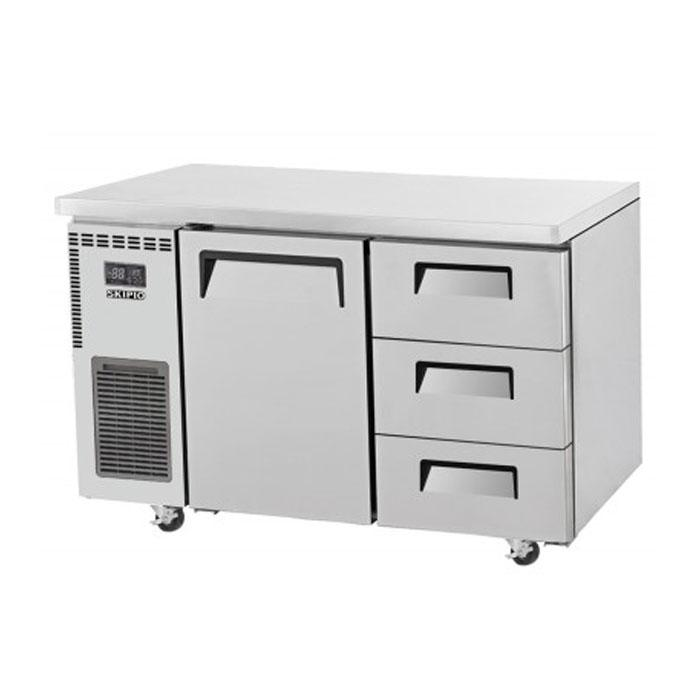 Skipio 311L Underbench Drawer Fridge SUR12-3D-3