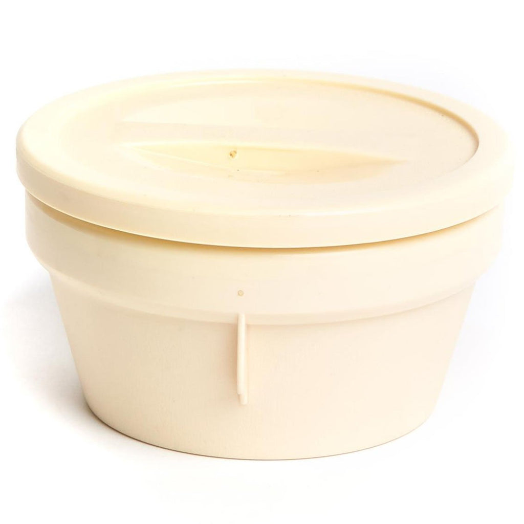 6PCE Ken Hands Lid For Bowl Insulated Pp Yellow (4) 98080