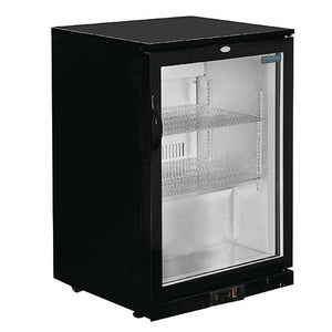 Polar 128L G-Series Back Bar Cooler with Hinged Door