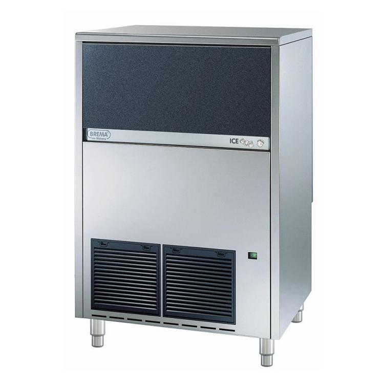 Brema 13G Cube Ice Maker 95KG Production with 55KG Storage CB955A - ICE Group HospitalityWarehouse