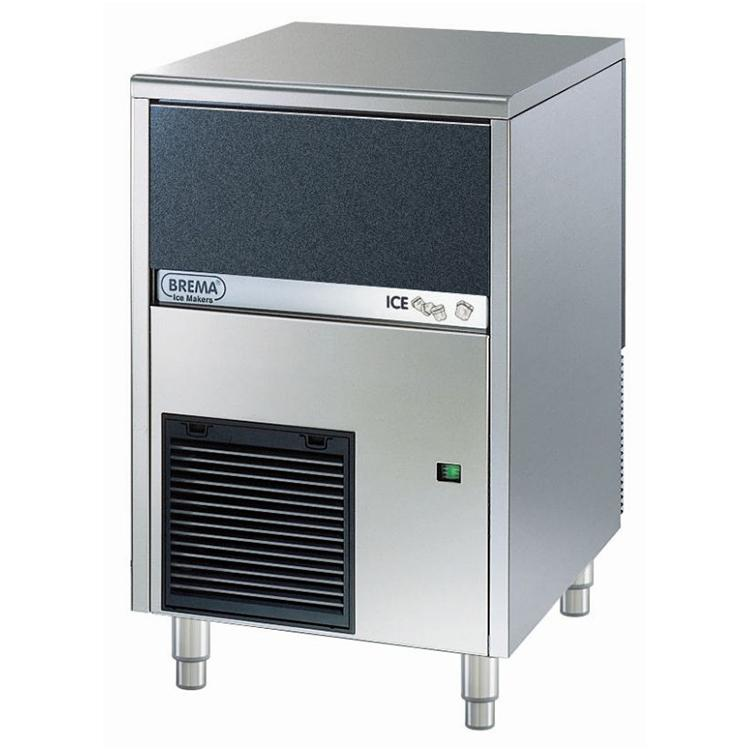 Brema CB416A Ice Cube Maker 44kg Production with 16kg Storage
