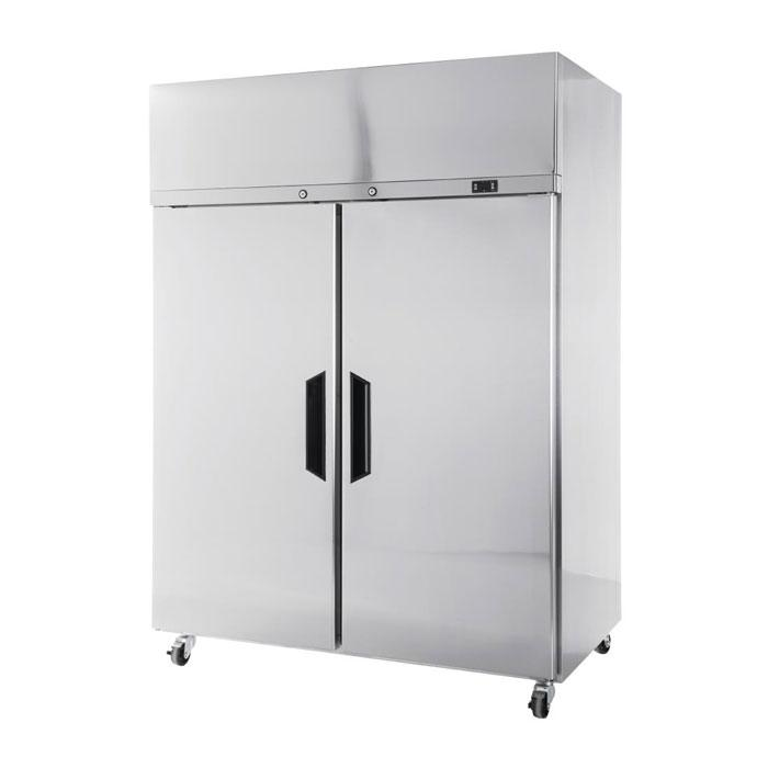 Williams Topaz Two Door Upright Freezer 1080Ltr
